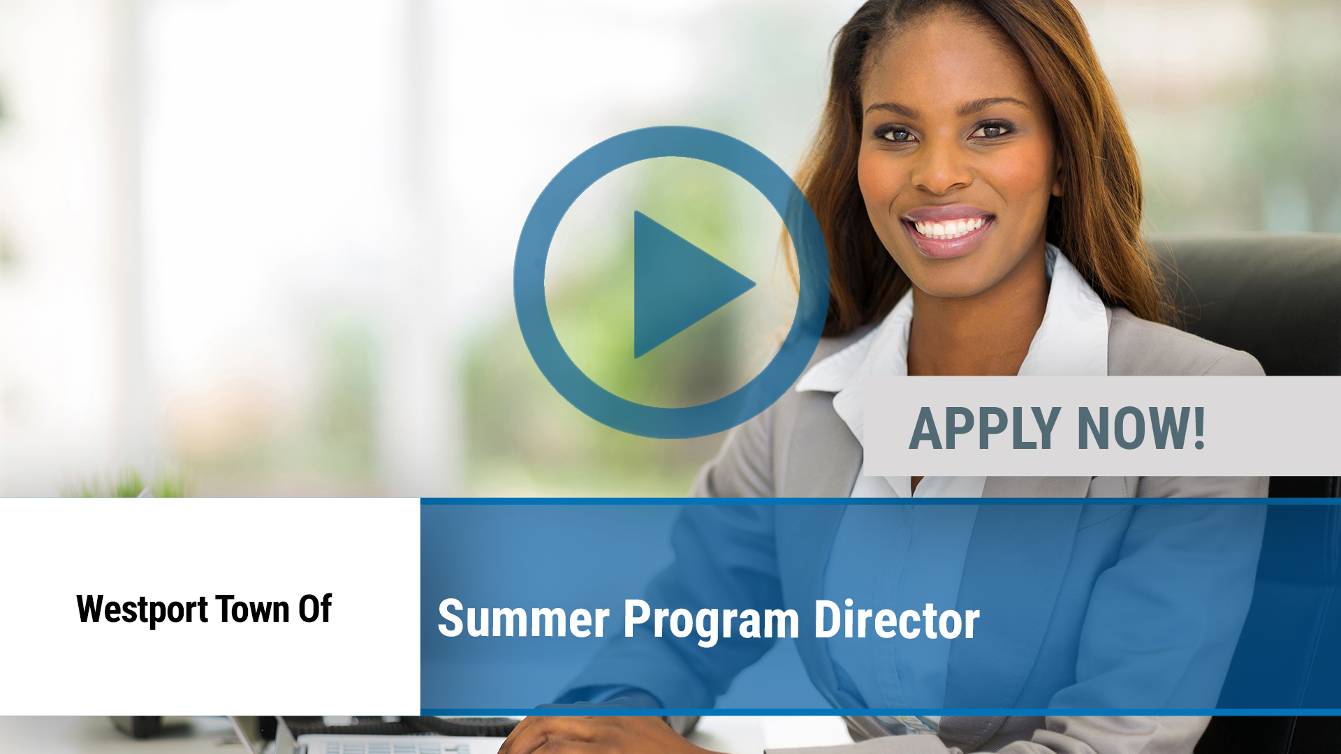 Watch our careers video for available job opening Summer Program Director in Westport, NY